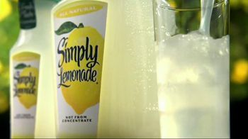 Simply Lemonade TV Spot, 'Never Concentrated, Always Delicious' - Thumbnail 7