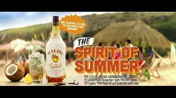 Malibu Island Spiced Rum TV Spot, 'The Spirit of Summer'