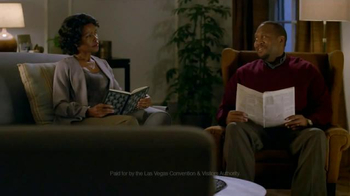 Las Vegas Convention and Visitors Authority TV Spot, 'Carolers' - Thumbnail 2