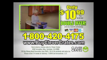 Clever Crates TV Spot - Thumbnail 9