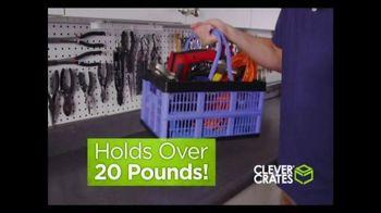 Clever Crates TV Spot