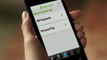Regions Bank Personal Pay TV Spot, 'Give Life the Green Light' - Thumbnail 6