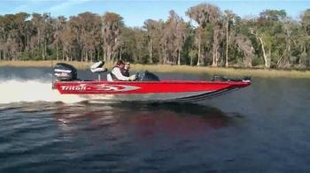 Triton Boats 21TRX TV Spot Featuring Earl Bentz - Thumbnail 10