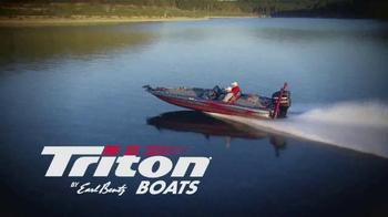 Triton Boats 21TRX TV Spot Featuring Earl Bentz - Thumbnail 2