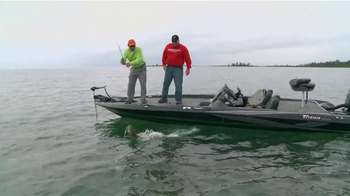 Triton Boats 21TRX TV Spot Featuring Earl Bentz - Thumbnail 9