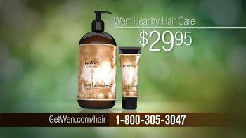 Wen Hair Care By Chaz Dean TV Spot Ft. Brooke Burke-Charvet, 'New You' - Thumbnail 6