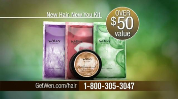 Wen Hair Care By Chaz Dean TV Spot Ft. Brooke Burke-Charvet, 'New You' - Thumbnail 8