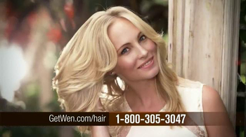 Wen Hair Care By Chaz Dean TV Spot Ft. Brooke Burke-Charvet, 'New You' - Thumbnail 9