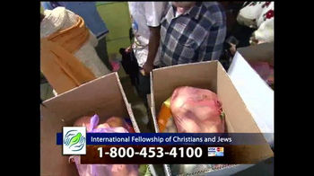 IFCJ TV Spot, 'Emergency Food Box' Featuring Rabbi Yechiel Eckstein - Thumbnail 5