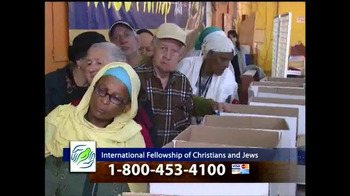 IFCJ TV Spot, 'Emergency Food Box' Featuring Rabbi Yechiel Eckstein - Thumbnail 6