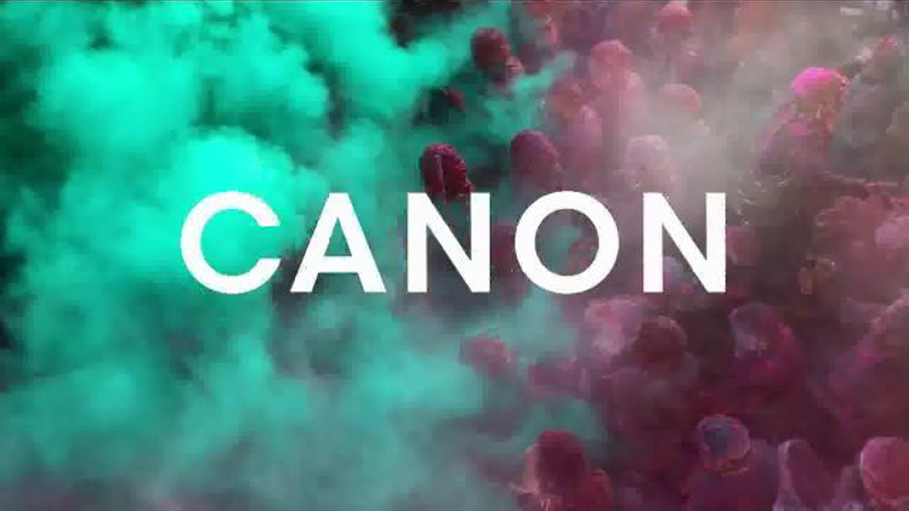 Canon TV Commercial, 'Bring It'