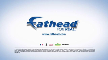 Fathead TV Spot, 'Every Fathead Wall Graphic Deserves a Fanfare' - Thumbnail 10