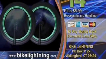 Bike Lightning TV Spot, 'Light Up the Night' - Thumbnail 8