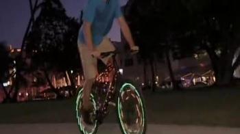 Bike Lightning TV Spot, 'Light Up the Night' - Thumbnail 3