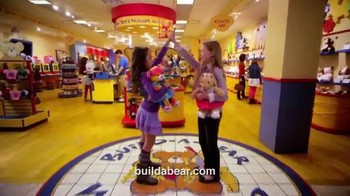 Build-A-Bear Workshop TV Spot, 'Berry and Beauty'