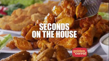 Golden Corral Steak & Wings Spectacular TV Spot - Thumbnail 5