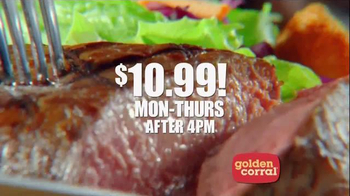 Golden Corral Steak & Wings Spectacular TV Spot - Thumbnail 6