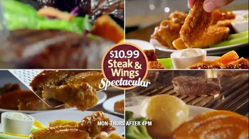 Golden Corral Steak & Wings Spectacular TV Spot - Thumbnail 8