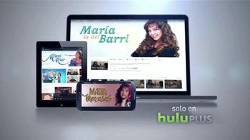 Hulu Plus TV Spot, '¿Cuál María Eres Tú? [Spanish]