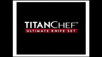 TitanChef Ultimate Knife Set TV Spot - Thumbnail 4