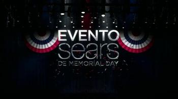 Evento Sears De Memorial Day TV Spot [Spanish] - Thumbnail 2