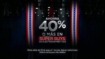 Evento Sears De Memorial Day TV Spot [Spanish] - Thumbnail 4