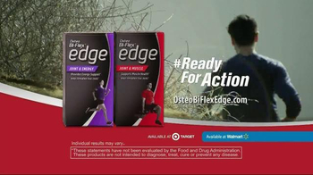 Osteo Bi-Flex Edge TV Spot, 'Joint Shield' - 2831 commercial airings