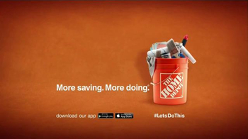 The Home Depot TV Spot, 'Paint Changes Everything' - Thumbnail 10