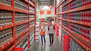 The Home Depot TV Spot, 'Paint Changes Everything' - Thumbnail 4