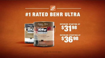 The Home Depot TV Spot, 'Paint Changes Everything' - Thumbnail 6