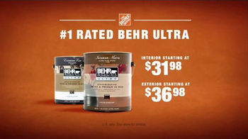 The Home Depot TV Spot, 'Paint Changes Everything' - Thumbnail 7