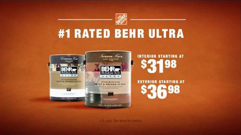 The Home Depot TV Spot, 'Paint Changes Everything' - Thumbnail 8