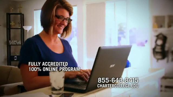 Charter College TV Spot, \'MBA Online Program\'