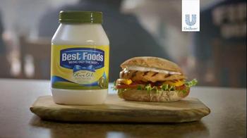 Best Foods With Olive Oil TV Spot, 'A Fireman's Sandwich' - Thumbnail 10