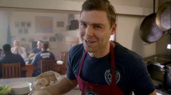 Best Foods With Olive Oil TV Spot, 'A Fireman's Sandwich'