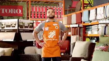 The Home Depot TV Spot, 'Taking Back The Backyard' - Thumbnail 1
