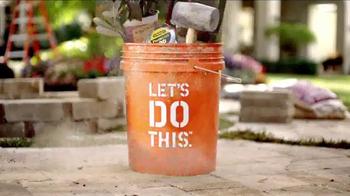 The Home Depot TV Spot, 'Taking Back The Backyard' - Thumbnail 5