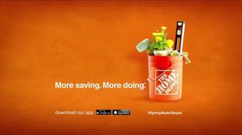 The Home Depot TV Spot, 'Taking Back The Backyard' - Thumbnail 6