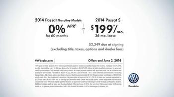 2014 Volkswagen Passat TV Spot, 'Competition' - Thumbnail 4