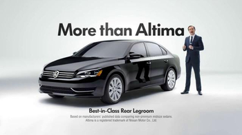 2014 Volkswagen Passat TV Spot, 'Competition' - Thumbnail 3