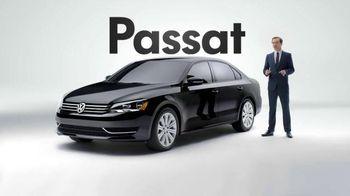 2014 Volkswagen Passat TV Spot, 'Competition'