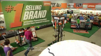 STIHL Dealer Days TV Spot, 'Big Savings'