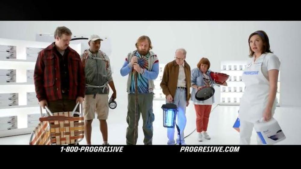 Progressive TV Commercial, 'Rumble'