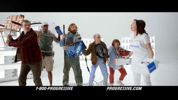 Progressive TV Spot, 'Rumble' - Thumbnail 6