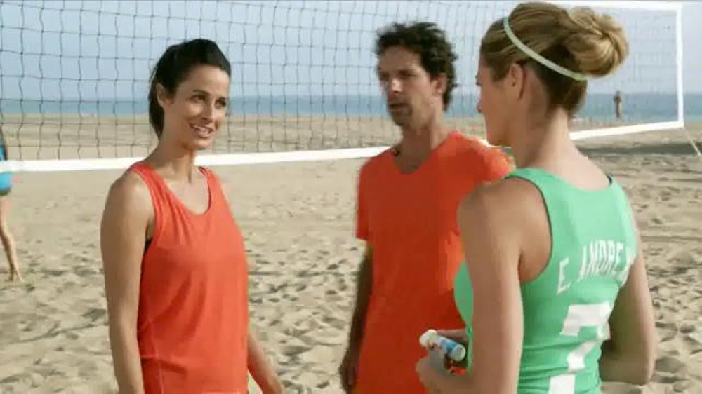 TruBiotics TV Commercial, 'Beach Volleyball' Featuring Erin Andrews