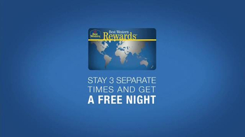 Best Western TV Spot, 'Your Time' - Thumbnail 9