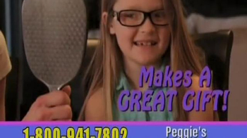 Peggie's Eyeglass Charms TV Spot thumbnail