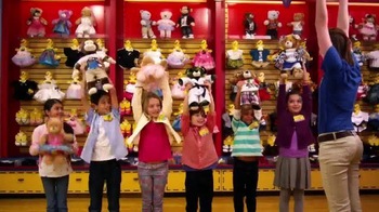 Build-A-Bear Workshop TV Spot, 'Party'