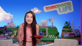 Nintendo 3DS Tomodachi Life TV Spot, 'Sarah & Surprise Guest'