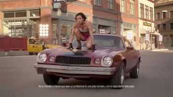 Fruit of the Loom Microfiber Panty TV Spot, 'Escenas peligrosas' con Mickey Facchinello [Spanish] - 93 commercial airings